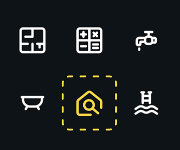 Free Download Simple Real Estate Icons
