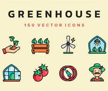 150 Creative Vector Icons For Designers