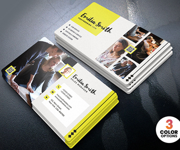 Free Download Freelancer Business Card Template (2020)
