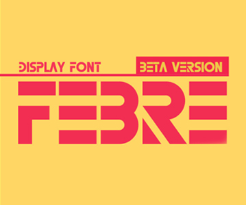 Free Stylish Bold Display Font For Designers