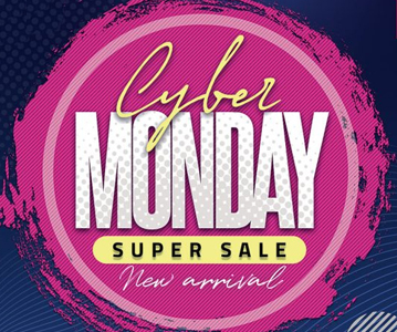 Free Supper Monday Sale Flyer Template Design (2020)
