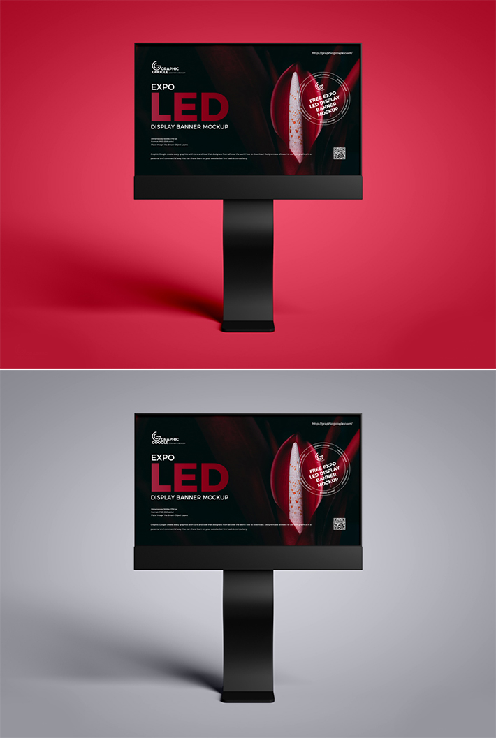 Awesome LED Advertising Display Banner