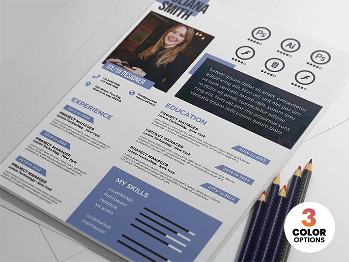 Creative Designer Resume