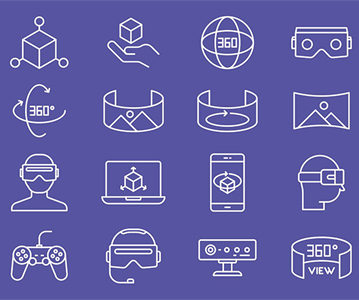 Free Virtual Line Icons For Designers