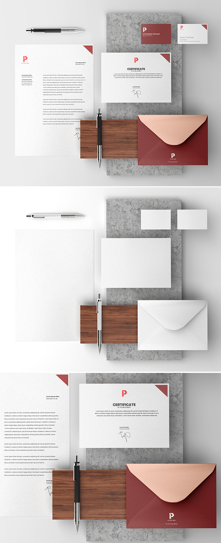Professional Branding Stationery