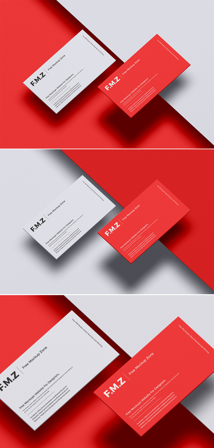 Simple Attractive Business Card