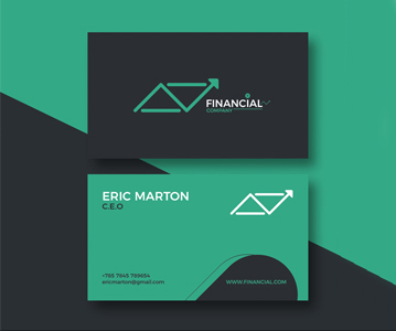 Modern Creative Business Card Design (2021)