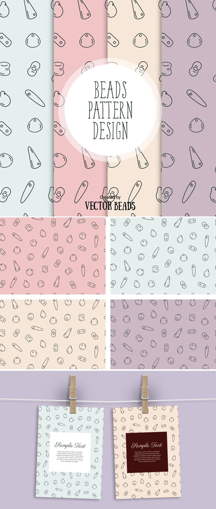 Awesome Vector Pattern Design