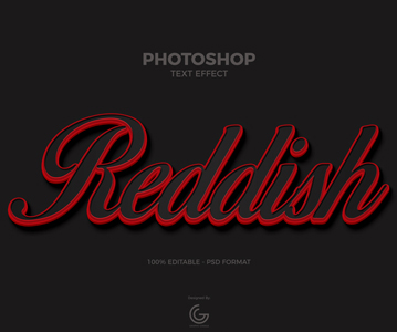 Free Stylish Awesome Text Effect For Designers