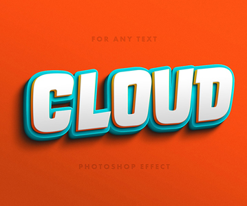 Attractive Stylish Text Effect Free Download